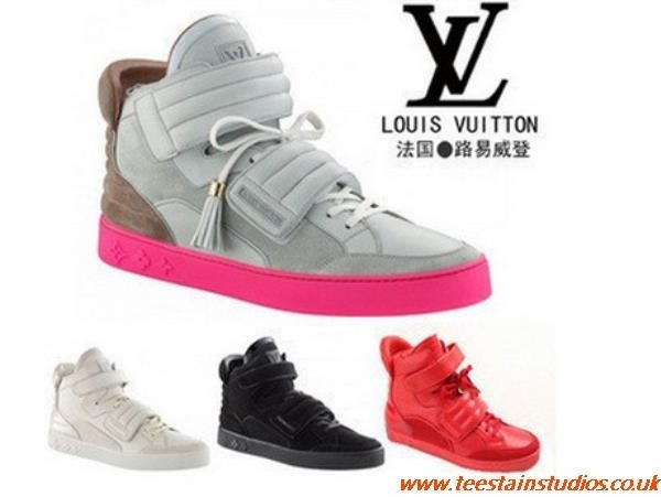 Louis Vuitton Trainers Kanye West