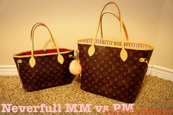Louis Vuitton Neverfull Gm Vs Mm