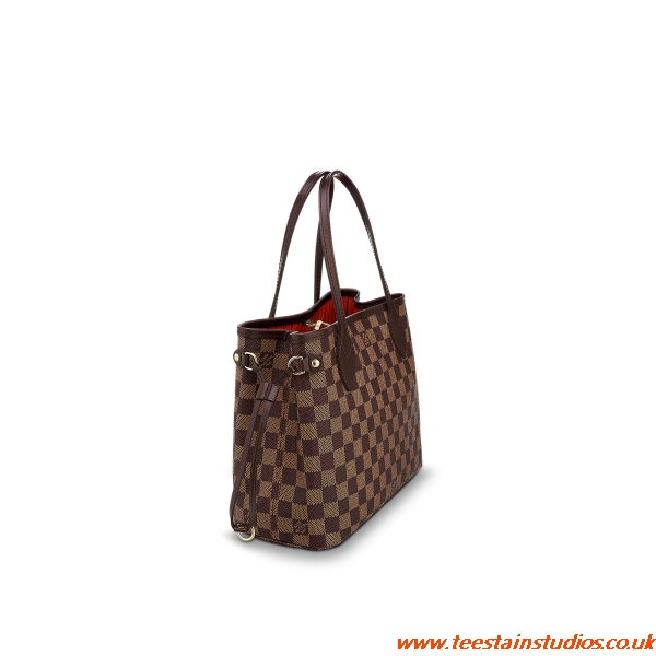 Louis Vuitton Neverfull Bag Damier