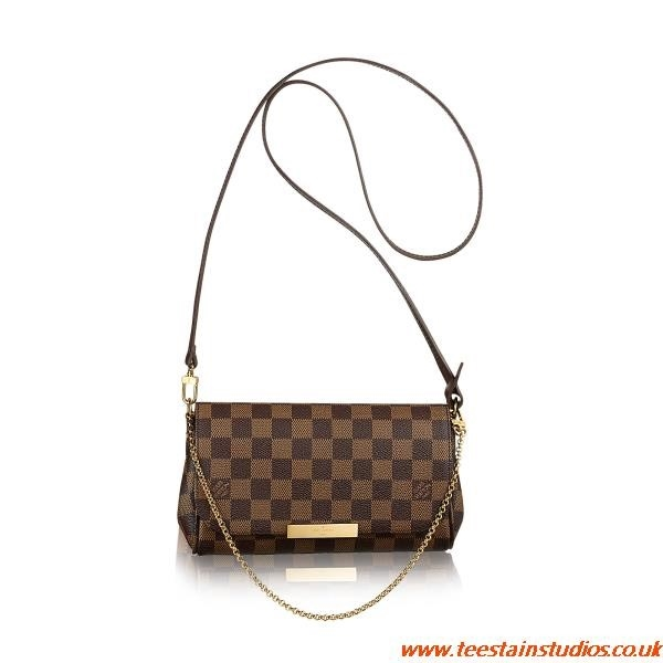Louis Vuitton Shoulder Bag Damier