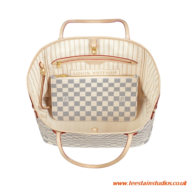 Lv White Neverfull
