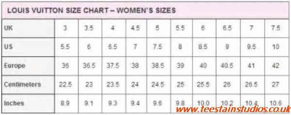 Gucci Belt Size Chart Men