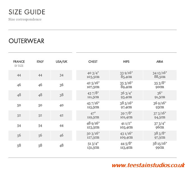 Louis Vuitton Belt Size Chart Women\u0027s