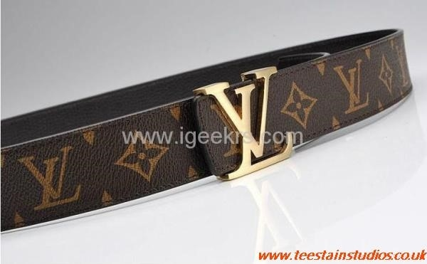 Fake Louis Vuitton Belt
