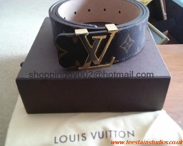 Louis Vuitton Belt Cheap