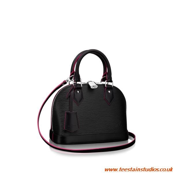Louis Vuitton Purse Black