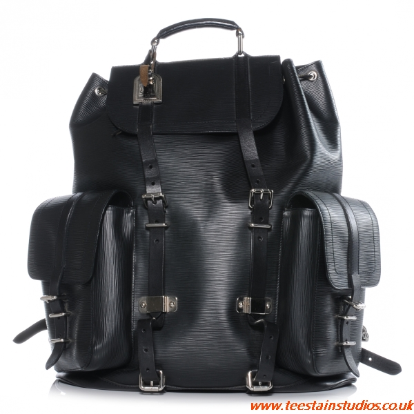 Louis Vuitton Backpack Black