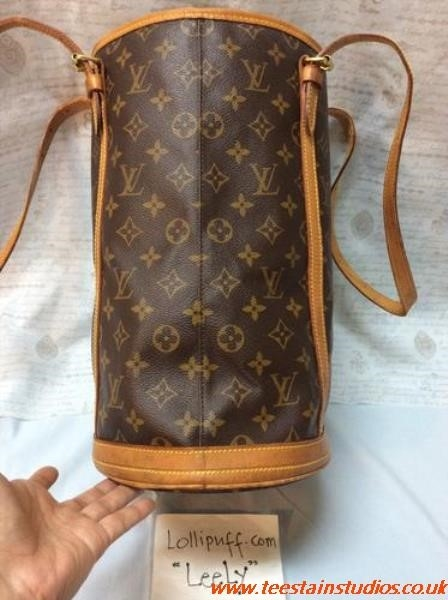 Lv Bucket Bag Gm