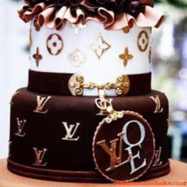 Lv Cake Ideas