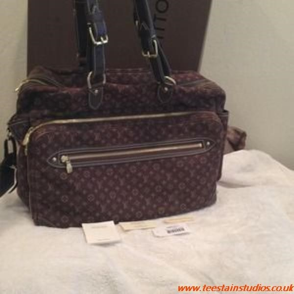 Lv Diaper Bag