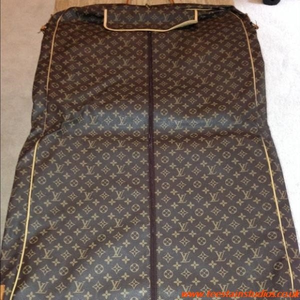 Lv Garment Bag