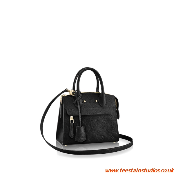 Louis Vuitton Handbags Black