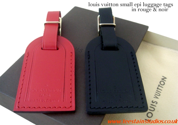 Vuitton Luggage Tag