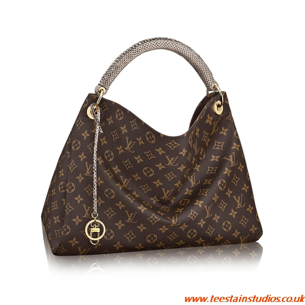 Louis Vuitton Leather Handbags