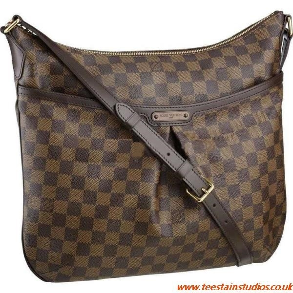 Model Louis Vuitton Damier Ebene Bastille Messenger Bag - Handbags - LOU112300 | The RealReal