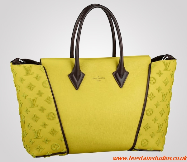 Lv Yellow Bag